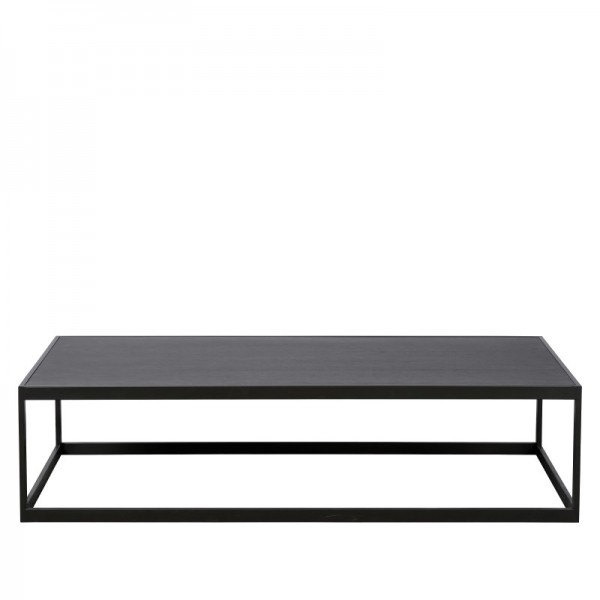Charrell - COFFEE TABLE HYATT 80/80 - WOOD - 80 X 80 - H 40 CM (image 1)