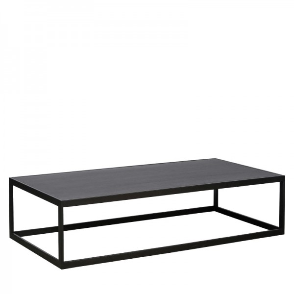 Charrell - COFFEE TABLE HYATT 80/80 - WOOD - 80 X 80 - H 40 CM (image 2)