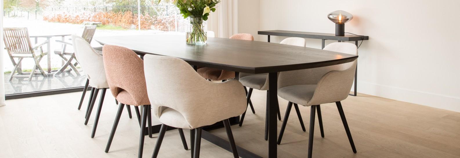 dining table Empire armchair verbier