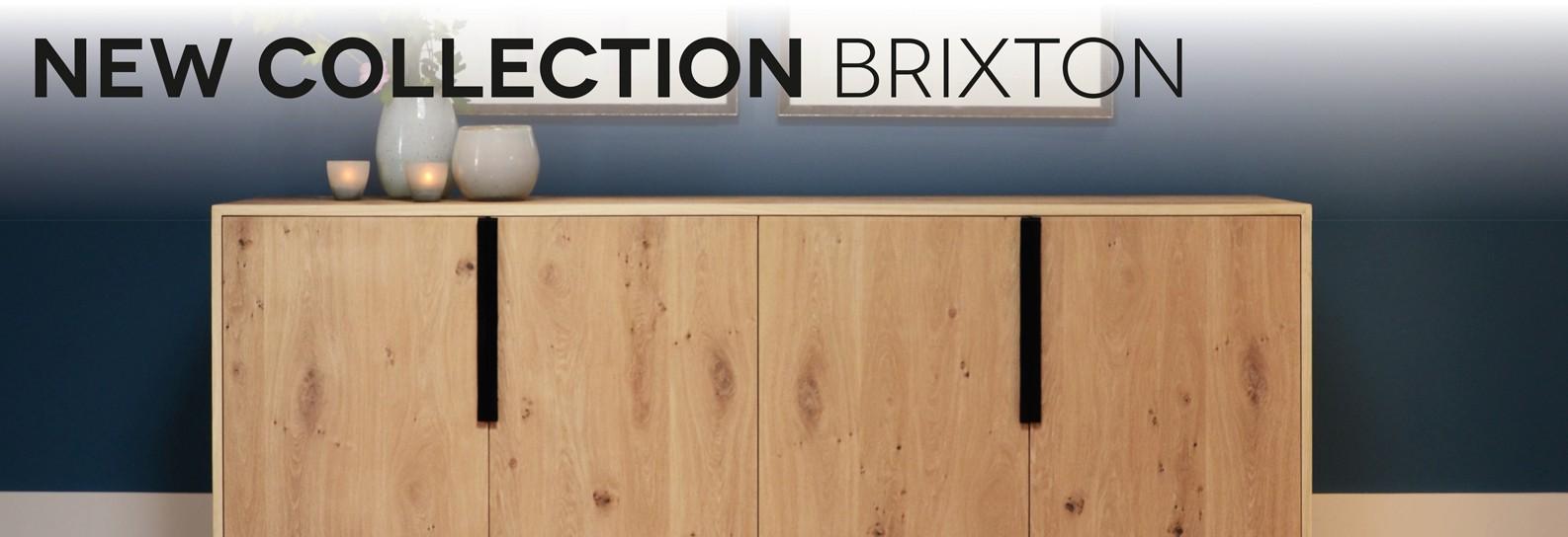 Nieuwe collectie Brixton