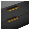 Charrell - TV CABINET MOXY 2D/2DR - 180 X 40 H 46 CM (image 3)