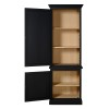 Charrell - BOOKCASE CORBY 80 - DOOR LEFT/RIGHT - 80 X 40 H 235 CM (image 3)