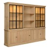 Charrell - CABINET CORBY 6 PARTS 290 - 290 X 51 - H 235 CM (image 4)