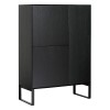 Charrell - CABINET MADDOX 100 RIGHT - 3D - 100 X 45 H 144 CM (image 2)