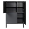 Charrell - CABINET MADDOX 100 RIGHT - 3D - 100 X 45 H 144 CM (image 3)