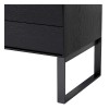Charrell - TV CABINET MADDOX 200 - 2DR/2FD - 200 X 45 H 52 CM (image 5)