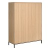 Charrell - CABINET VERSO 155 H - 115 X 45 - H 155 CM (image 3)