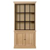 Charrell - BOOKCASE CORBY 115 - ALL GLASS - 115 X 40 - H 235 CM (image 1)