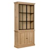 Charrell - BOOKCASE CORBY 115 - ALL GLASS - 115 X 40 - H 235 CM (image 2)