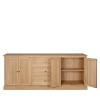 Charrell - SIDEBOARD CORBY 240 - 4D/3DR - 240 X 51 - H 95 CM (image 2)