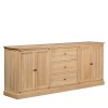 Charrell - SIDEBOARD CORBY 240 - 4D/3DR - 240 X 51 - H 95 CM (image 3)