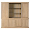 Charrell - CABINET CORBY 4 PARTS 240 - 240 X 51 - H 235 CM (image 1)