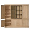 Charrell - CABINET CORBY 4 PARTS 240 - 240 X 51 - H 235 CM (image 2)