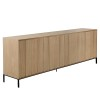 Charrell - SIDEBOARD VERSO 240 - 4D - 240 X 45 - H 85 CM (image 2)