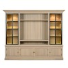 Charrell - TV CABINET LANDSCAPE WALL - IRON DOORS - 250 X 51 - H 215 CM (image 1)