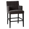 Charrell - ARMCHAIR ROBIN COUNTER H65 - 52 X 56 - H 95 CM (image 1)