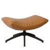 Charrell - FOOTSTOOL LUXOR - 75 x 50 - H 40 CM (image 1)