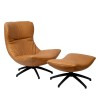 Charrell - FAUTEUIL LUXOR - 87 x 80 - h 95 cm (image 2)