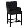 Charrell - ARMCHAIR KRIS COUNTER H65 - 60 x 60 - H 105 cm (image 1)