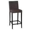 Charrell - CHAIR ARAGON BAR H80 - 44 X 55 - H 113 CM (image 1)