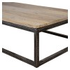 Charrell - COFFEE TABLE VINTAGE 160/80 - 160 X 80 - H 38 CM (image 2)