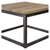 Charrell - SIDE TABLE VINTAGE - 65 X 65 - H 45 CM (image 2)