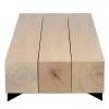 Charrell - COFFEE TABLE ASRA - 170 X 61 H 30 CM (image 3)
