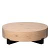 Charrell - COFFEE TABLE ASRA - 100 x 100 H 30 CM (image 2)