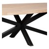 Charrell - DINING TABLE DORIN - 260 x 120 H 77 CM (image 4)