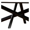 Charrell - DINING TABLE MADRID - 290/140 - CER 75 MAT - 290 X 140 H 75 CM (image 6)