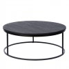 Charrell - COFFEE TABLE TODD - SINGLE - DIA 60 - H 35 CM (image 1)