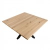 Charrell - DINING TABLE ARTHUR - 130 X 130 - H 76 CM (image 4)
