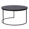 Charrell - COFFEE TABLE TODD - OPEN - DIA 60 - H 44 CM (image 2)