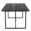 Charrell - DINING TABLE ZILTON 180/90 - 180 X 90 - H 76 CM (image 3)