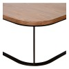 Charrell - COFFEE TABLE ZONA SQUARE - 90 X 90 H 35 CM (image 3)