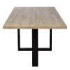 Charrell - DINING TABLE WOODLAND - 200 X 100 H 76 CM (image 2)