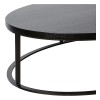 Charrell - COFFEE TABLE ZONA - 150 X 90 H 35 CM (image 3)