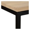 Charrell - DINING TABLE FERRUM COUNTER 220/90 - 220 X 100 - H 90 CM (image 4)