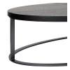 Charrell - COFFEE TABLE ZONA 170/70 - 170 X 70 H 35 CM (image 3)