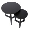 Charrell - SIDE TABLE CLOUD S/2 - 60/40 X 60/40 H 53/46 CM (image 2)