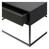 Charrell - SIDE TABLE FLINN 70/70 - 1DR - 70 X 70 H 45 CM (image 3)