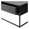 Charrell - COFFEE TABLE FLINN 130/130 - 2DR/OPEN - 130 X 130 H 38 CM (image 3)
