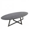 Charrell - DINING TABLE MONA 280/123 - 280 X 123 - H 76 CM (image 5)