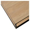 Charrell - COFFEE TABLE DOUBLE DECK 200/100 - 200 X 100 - H 38 CM (image 4)