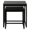 Charrell - SIDE TABLE FERRUM S/2 - 50-50-H50/40-40-H40 CM (image 2)