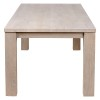 Charrell - DINING TABLE MARCHWOOD 220/100 - 220 X 100 - H 76 CM (image 3)