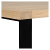 Charrell - DINING TABLE PALMER 220/100 - 220 X 100 - H 76 CM (image 3)