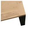 Charrell - DINING TABLE PALMER 220/100 - 220 X 100 - H 76 CM (image 5)