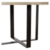 Charrell - DINING TABLE NESTOR 130 - DIA 130 - H 76 CM (image 2)