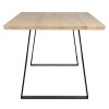 Charrell - DINING TABLE SAMBER 240/100 - 240 X 100 - H 76 CM (image 3)